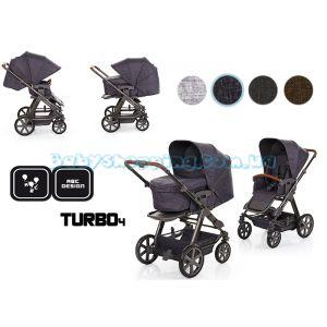 Универсальная коляска 2в1 ABC Design Turbo 4 ,2018 фото, картинки | Babyshopping