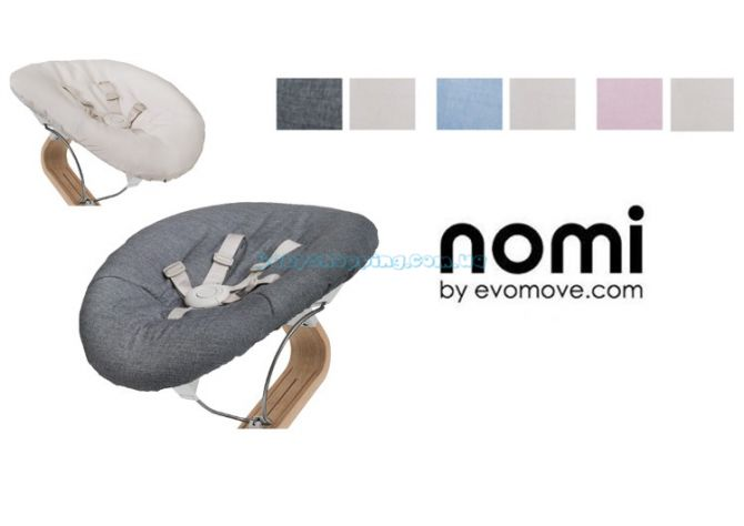 Матрасик для кресла-шезлонга Evomove Nomi Baby ����, �������� | Babyshopping