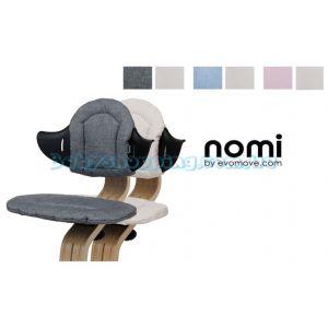 Мягкие чехлы для стульчика Evomove Nomi  фото, картинки | Babyshopping
