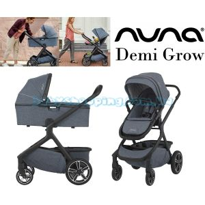 Універсальна коляска 2в1 Nuna Demi Grow фото, картинки | Babyshopping