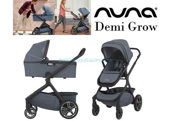 Универсальная коляска 2в1 Nuna Demi Grow ����, �������� | Babyshopping