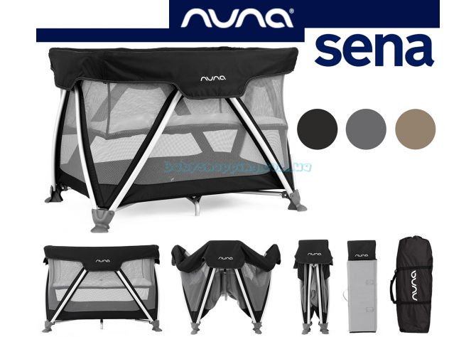Манеж-кровать Nuna Sena ����, �������� | Babyshopping