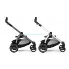 Универсальная коляска 3 в 1 Peg-Perego Book 51 S Elite Sportivo Modular 2019 ����, �������� | Babyshopping