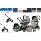 Универсальная коляска 3 в 1 Peg-Perego Book 51 S Elite Completo Modular 2018 Luxe Collection  фото, картинки | Babyshopping