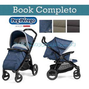 Прогулочная коляска Peg-Perego Book Completo, 2018 фото, картинки | Babyshopping
