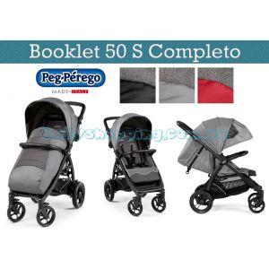 Прогулочная коляска Peg-Perego Booklet 50 S Completo, 2018 фото, картинки | Babyshopping