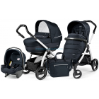 Универсальная коляска 3 в 1 Peg-Perego Book S Elite Completo Modular 2018 Luxe Collection  ����, �������� | Babyshopping