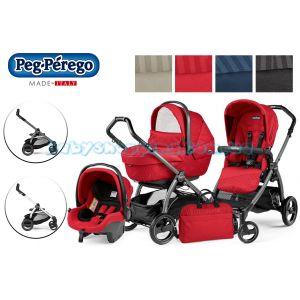 Универсальная коляска Peg-Perego Book 51 XL Sportivo Modular, 2018 фото, картинки | Babyshopping