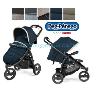 Прогулочная коляска Peg-Perego Book Cross Completo, 2018 фото, картинки | Babyshopping