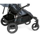Прогулочная коляска для двойни Peg-Perego Book For Two Classico  ����, �������� | Babyshopping