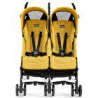 Прогулочная коляска для двойни Peg-Perego Pliko Mini Twin Classico, 2018 ����, �������� | Babyshopping