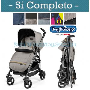 Прогулочная коляска Peg-Perego Si Completo, 2018 фото, картинки | Babyshopping