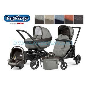 Универсальная коляска 3 в 1 Peg-Perego Team Elite Completo Modular фото, картинки | Babyshopping
