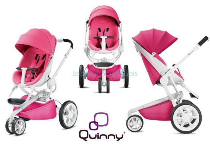 Прогулочная коляска Quinny Moodd 2018  ����, �������� | Babyshopping