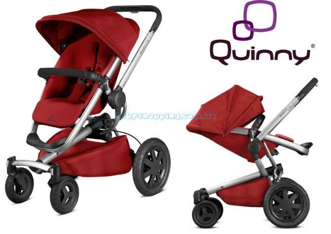 Прогулочная коляска Quinny Buzz Xtra ����, �������� | Babyshopping