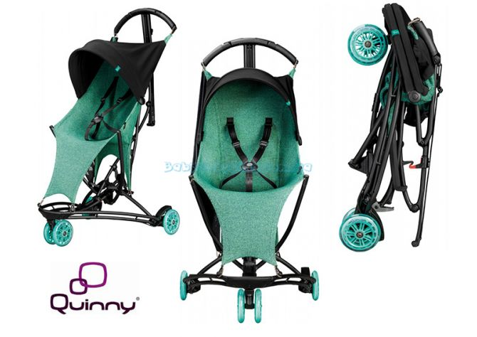 Прогулочная коляска Quinny Yezz Air  ����, �������� | Babyshopping