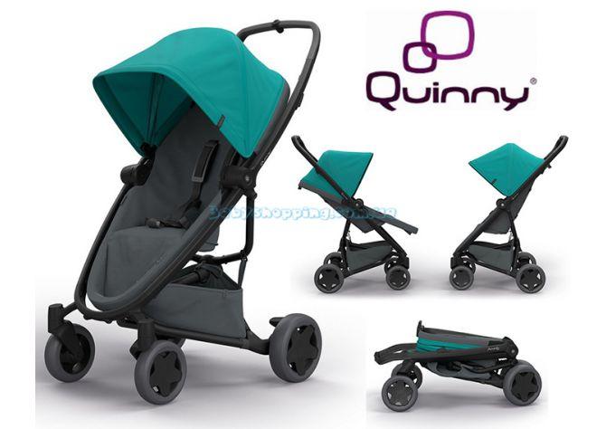 Прогулочная коляска Quinny Zapp Flex Plus ����, �������� | Babyshopping