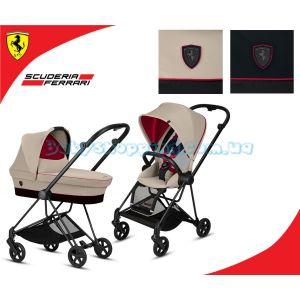 Универсальная коляска 2в1 Cybex Mios for Scuderia Ferrari фото, картинки | Babyshopping