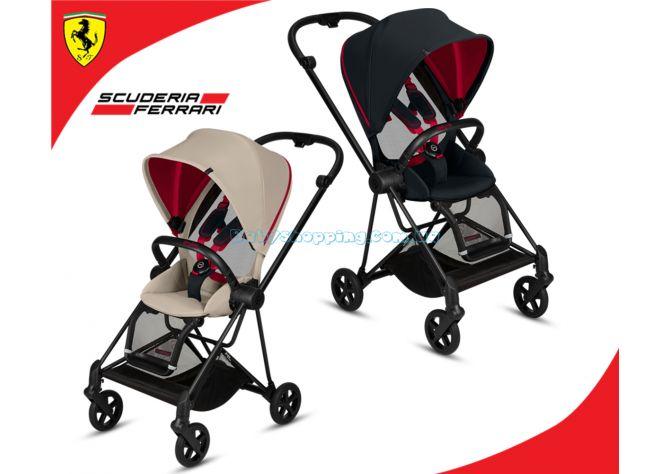Прогулочная коляска Cybex Mios for Scuderia Ferrari ����, �������� | Babyshopping
