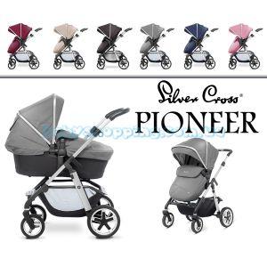 Универсальная коляска 2 в 1 Silver Cross Pioneer фото, картинки | Babyshopping