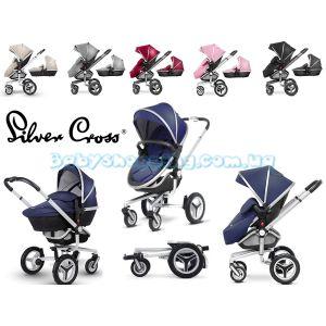Универсальная коляска 2 в 1 Silver Cross Surf 3  фото, картинки | Babyshopping