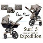 Универсальная коляска 2 в 1 Silver Cross Surf 3 Special Edition Expedition фото, картинки | Babyshopping