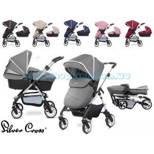 Универсальная коляска 2 в 1 Silver Cross Wayfarer фото, картинки | Babyshopping