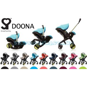 Автокрісло-коляска Doona Simple Parenting, 2018 фото, картинки | Babyshopping