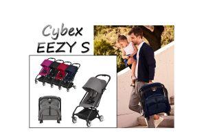 Новинка 2018 Cybex EEZY S