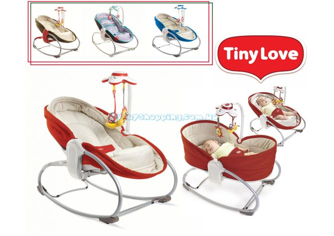 Кресло-кроватка-качалка 3 в 1 Tiny Love  «Мамина любовь»  ����, �������� | Babyshopping