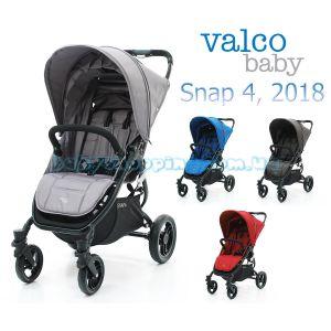 Прогулочная коляска Valco Baby Snap 4, 2018 фото, картинки | Babyshopping