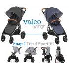 Прогулочная коляска Valco Baby Snap 4 Trend Sport V2 ����, �������� | Babyshopping