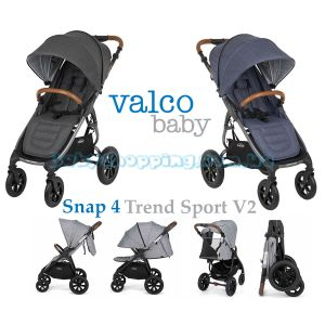 Прогулочная коляска Valco Baby Snap 4 Trend Sport V2 фото, картинки | Babyshopping