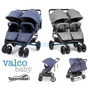 Прогулочная коляска для двойни Valco Baby Snap Duo Tailormade  фото, картинки | Babyshopping