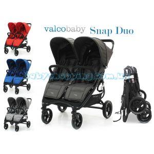 Прогулочная коляска для двойни Valco Baby Snap Duo, 2018 фото, картинки | Babyshopping