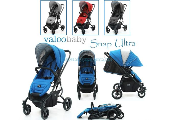Прогулочная коляска Valco Baby Snap 4 Ultra ����, �������� | Babyshopping